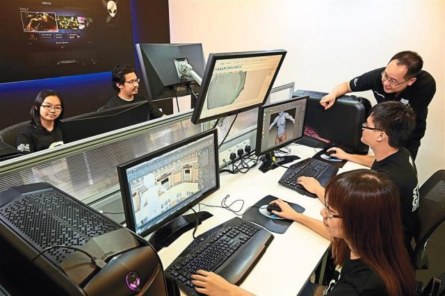 Technology Development In The Gaming Industry