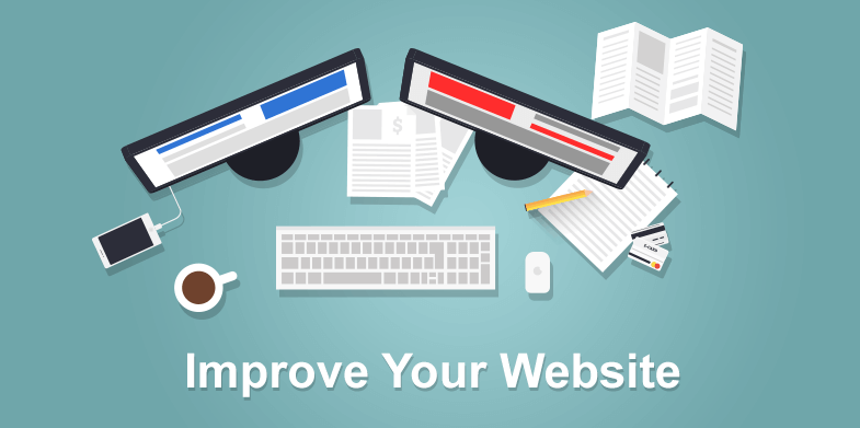 Top 7 Ways To Improve Your Website