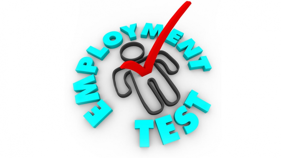 Screening via Pre Employment Tests